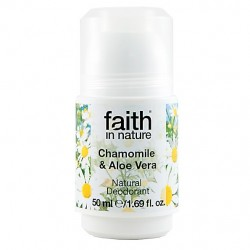 Déodorant Roll-on Chamomile - Aloe Vera