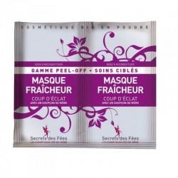 Masque Peel Off  Fraicheur/coup d'éclat