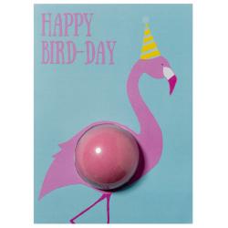 Happy Bird-Day carte