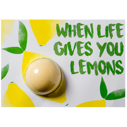When Life Gives You Lemons carte
