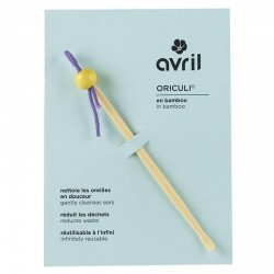 Oriculi - Cure-oreilles écologique
