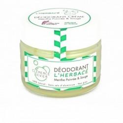 Déodorant naturel L'herbacé