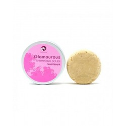 Glamourous Shampoing solide cheveux secs