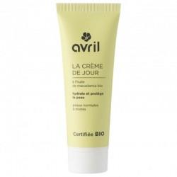 Crème de jour peaux normales et mixtes