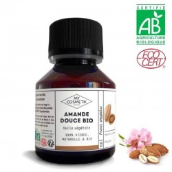 Huile d'Amande douce BIO - 125 ml