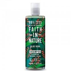 Shampoing à l'Aloe Vera - 400ml