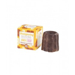 Shampoing solide - chocolat