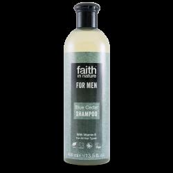 Shampoing Cèdre bleu pour homme
