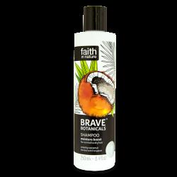 Shampoing Brave Botanicals Noix de coco