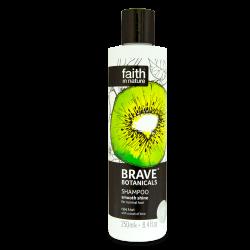 Shampoing Brave Botanicals Kiwi - Citron