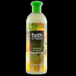 Après-shampooing Orange - Pamplemousse