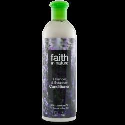 Après-shampooing Lavande - Géranium
