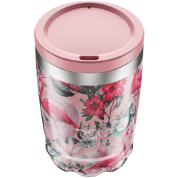 Coffee Cup Tropical Flamingo 340ml
