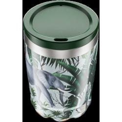 Coffee Cup Tropical Elephant 340ml