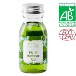 Huile d'Avocat BIO - 125 ml