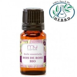 Huile essentielle de bois de rose 10 ml