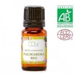 Huile essentielle de Palmarosa BIO 10 ml
