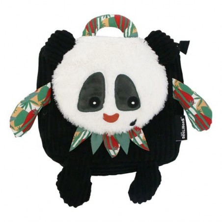 Sac à dos Velours Rototos le Panda