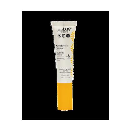 Crème visage hydratante – Peau Sèche