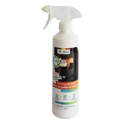 Spray nettoyant vitre de poêle et insert