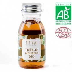 Huile de Noisette BIO - 125 ml