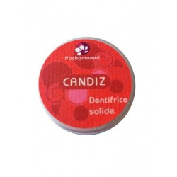 Candiz dentifrice solide aux fruits