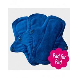 Protège-slips lavables étanches