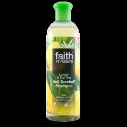 Shampooing Citron et Tea Tree