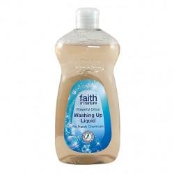 Liquide vaisselle antibactérien